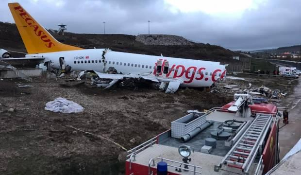 Bakan Turhan'dan uçak kazası ile ilgili flaş açıklama