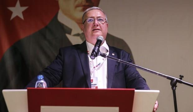 CHP Ankara İl Başkanlığına Ali Hikmet Akıllı seçildi