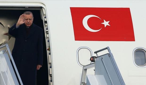 Cumhurbaşkanı Recep Tayyip Erdoğan, Pakistan'a gidecek