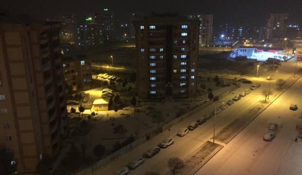 Diyarbakır'a 4 yıl sonra kar yağdı!