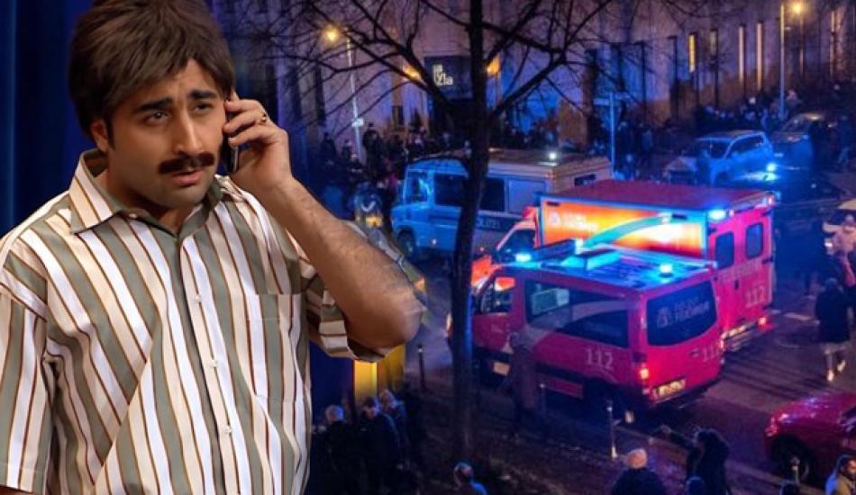 Güldür Güldür Show'un Avrupa turnesinde korkunç olay! Alman polisinden ilk açıklama...