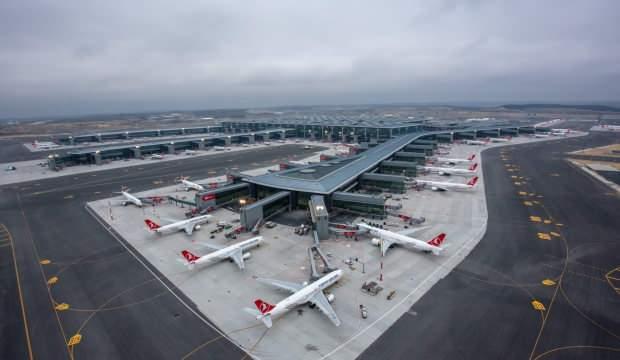 İstanbul Havalimanı, Türkiye'nin 82'nci ili gibi hizmet veriyor