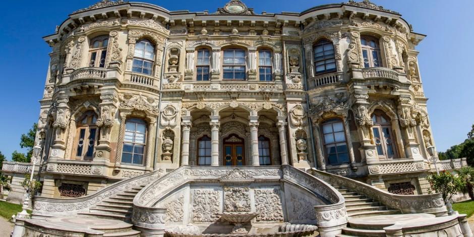 İstanbul'un tarihe tanıklık etmiş en görkemli 7 kasrı