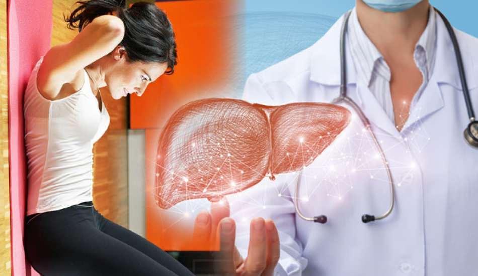 Karaciğer yağlanması göbek yapar mı? Canan Karatay'dan Karaciğer yağlanması için beslenme