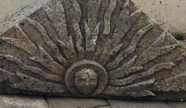 Kırıkkale'de bulundu! Güneş tanrısı...