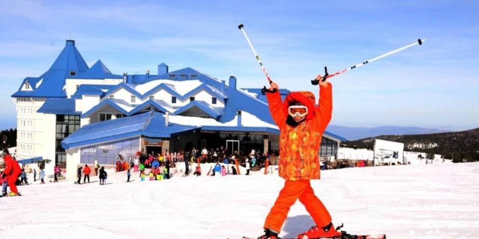 Kışın gidilecek yerler: Muhafazakar kayak adresleri