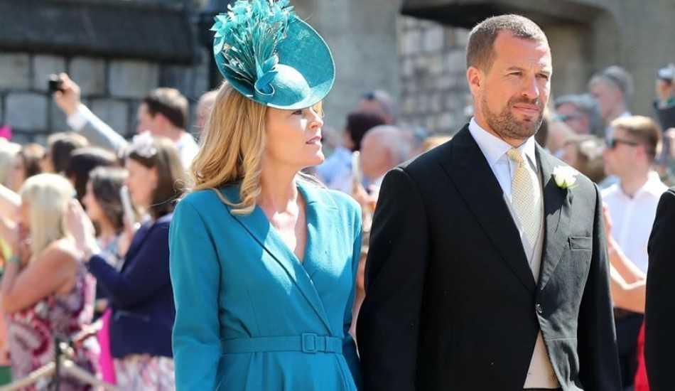 Kraliçe Elizabeth'in torunu  Peter Phillips boşanma kriziyle gündemde!