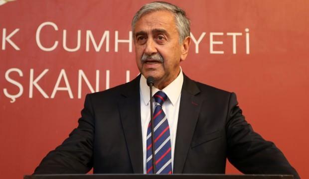 Mustafa Akıncı'dan bir skandal Türkiye açıklaması daha