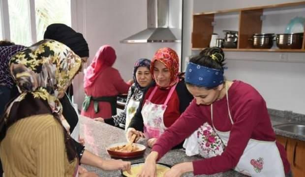 OBEM'in ücretsiz kurslarına kadınlardan büyük ilgi
