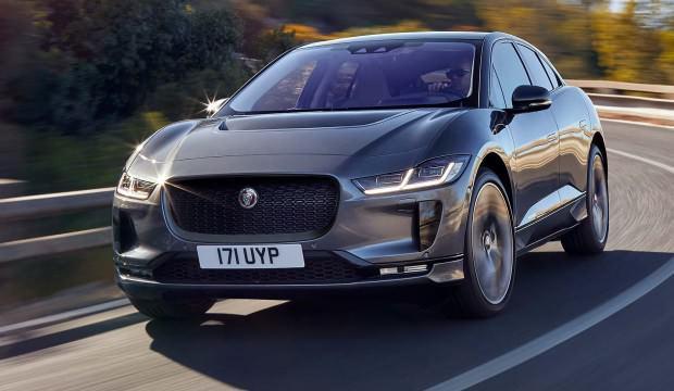 2020 Jaguar I-Pace'in üretimine ara verdi