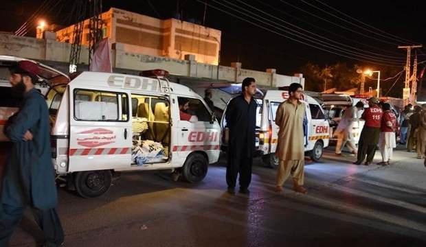 Pakistan'da kimyasal gaz sızıntısı: 5 ölü, 70 yaralı