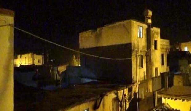 Sızma girişiminde bulunan teröristler obüs atışlarıyla vuruldu