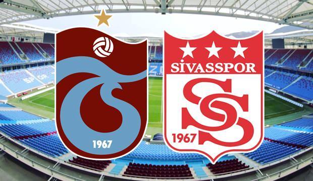 Süper Lig Trabzonspor Sivasspor maçı ne zaman başlıyor saat kaçta hangi kanalda?