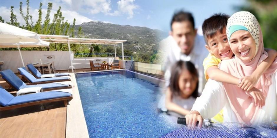 Türkiye'deki muhafazakar tatil yerleri- Yaz ve kış adresleri