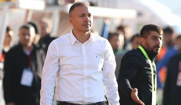 Ümraniyespor'da Ahmet Taşyürek dönemi sona erdi
