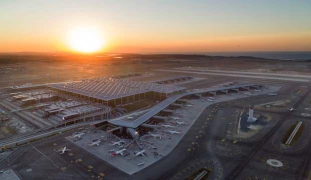 İstanbul Havalimanı'nda önemli gelişme! 18 Haziran'da açılacak