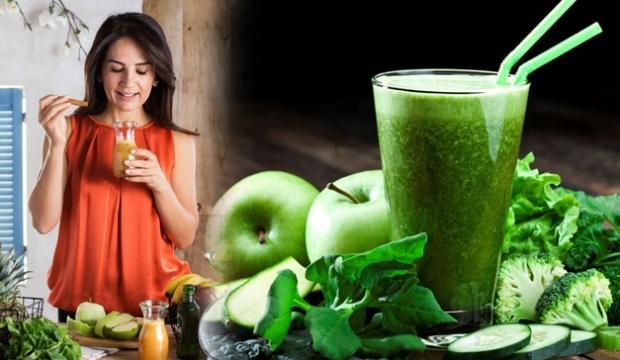 Sağlığı bozmayan kalıcı sıvı diyeti nasıl yapılır? Sıvı diyeti ile etkili zayıflama formülü