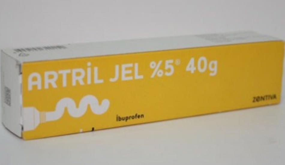 Artril Jel ne işe yarar? Artril Jel nasıl kullanılır? Artril Jel fiyatı