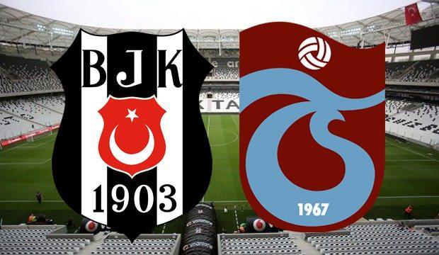 Beşiktaş Trabzonspor maçı ne zaman saat kaçta? Muhtemel 11'ler belli oldu!