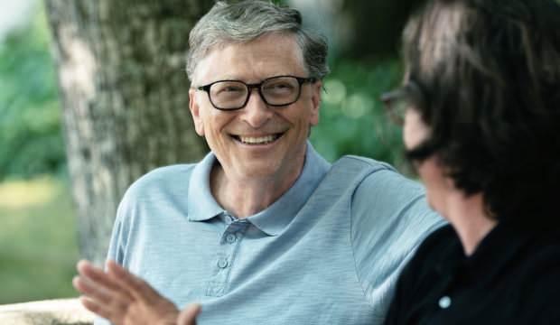 Bill Gates satın aldığı ilk elektrikli otomobili açıkladı! Musk sitem etti
