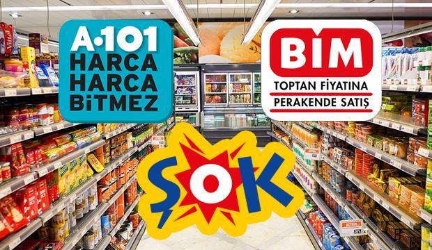 BİM, A101, ŞOK marketleri çalışma saatleri: 2020 marketler kaçta açılıp kaçta kapanıyor?
