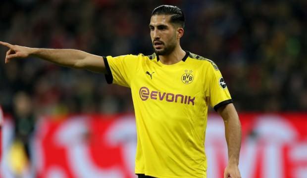 Dortmund Emre Can için opsiyonu kullandı! 25 milyon Euro...