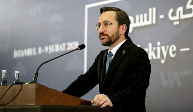 Fahrettin Altun'dan CİMER açıklaması