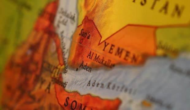 Yemen'de gemide 200 ton patlayıcı madde ele geçirildi