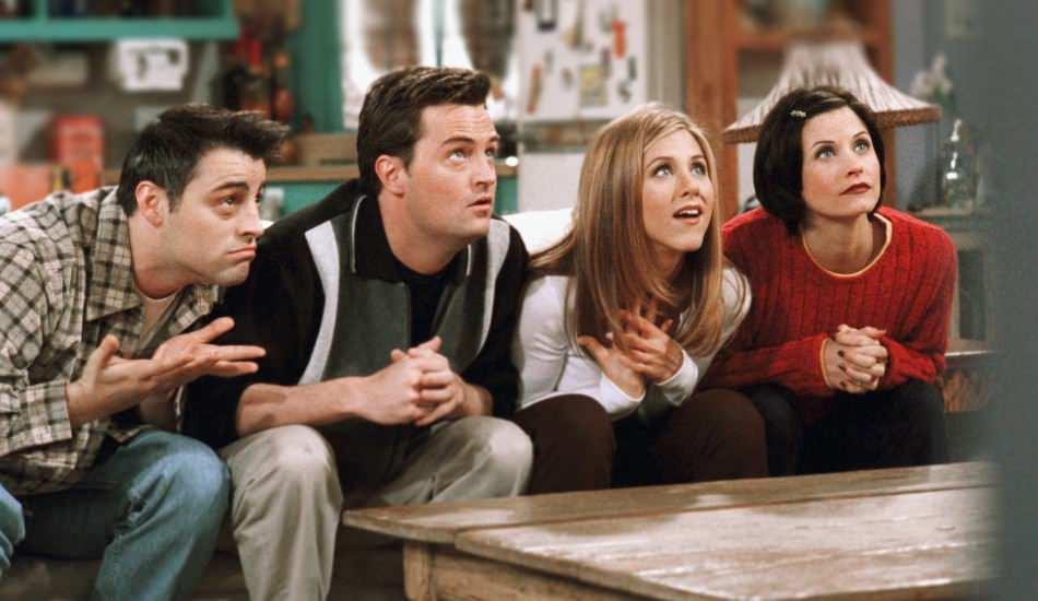 Friends dizisinin çekimleri Koronavirüs yüzünden ertelendi
