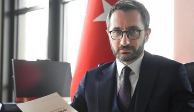 İletişim Başkanlığı'ndan 'Taksim' açıklaması