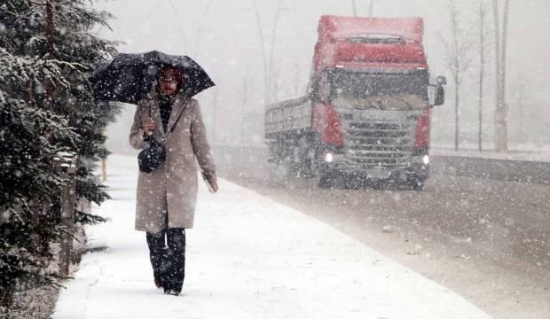 Kar, yağmur, don, rüzgar ve çığ... Meteoroloji saat verip açık açık uyardı