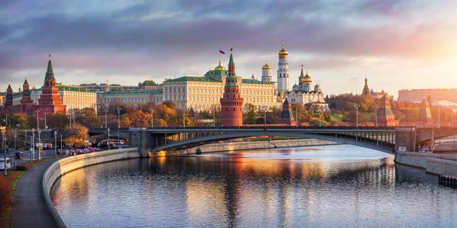 Kış manzaralarının en çok yakıştığı şehir: Moskova'da gezilecek yerler