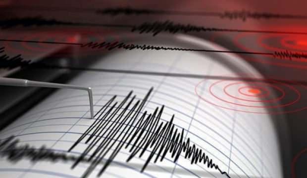Konya'da 4.5 şiddetinde deprem
