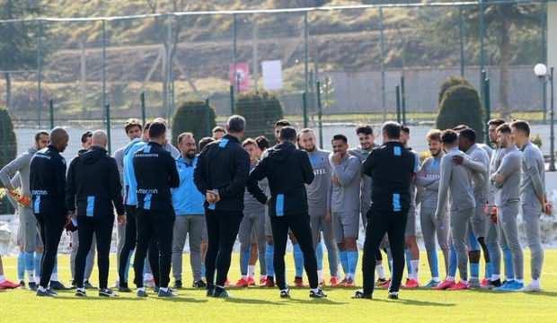 Kritik maç öncesi Trabzonspor'a 3 isimden müjde
