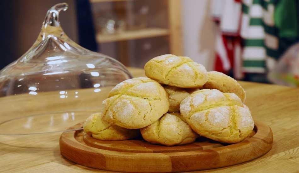 5 dakikada margarinsiz kurabiye tarifi
