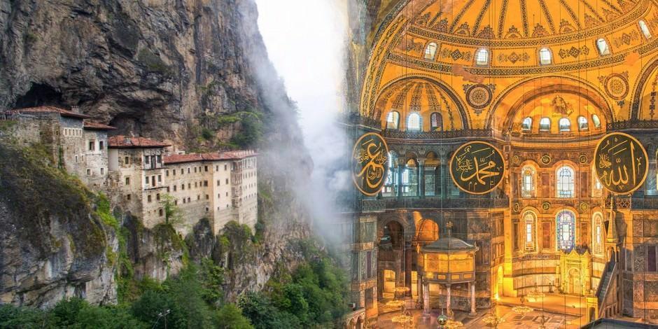 National Geographic seçti... Türkiye'de ölmeden önce görülmesi gereken 6 rota