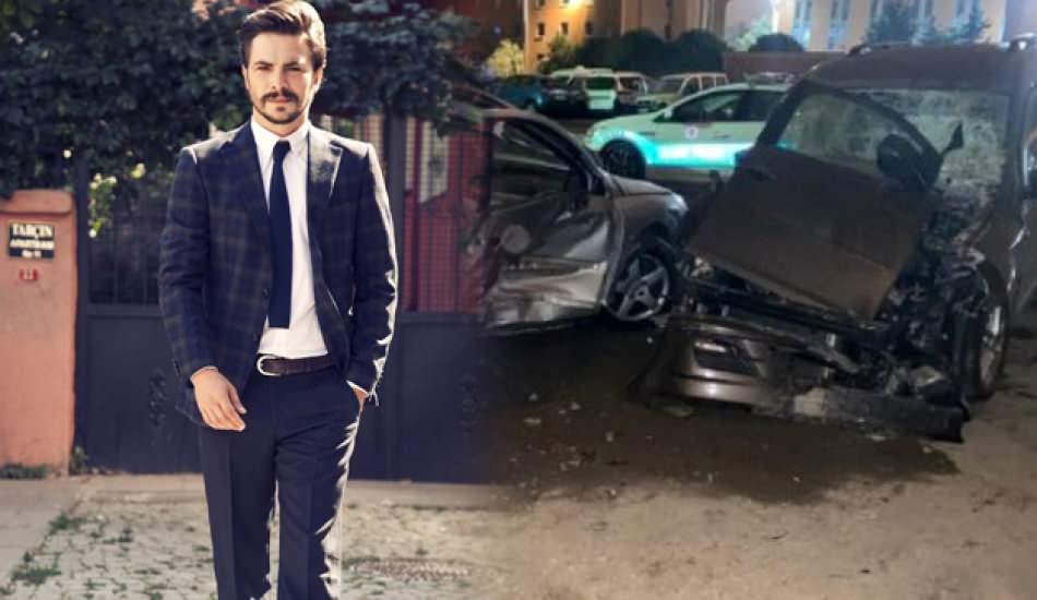 Oyuncu Ahmet Kural'dan kötü haber! Kaza yaptı, trafik raporu ortaya çıktı