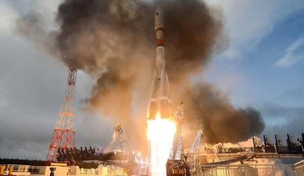 Rusya uydu aracı fırlattı
