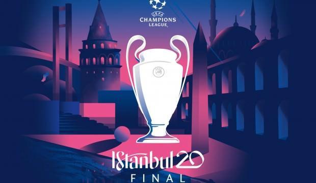 TFF'den Şampiyonlar Ligi finali için paylaşım