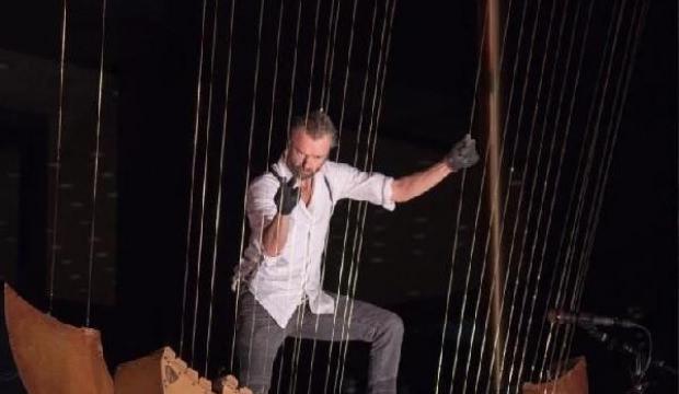 300 Metrelik arp ile dev konser