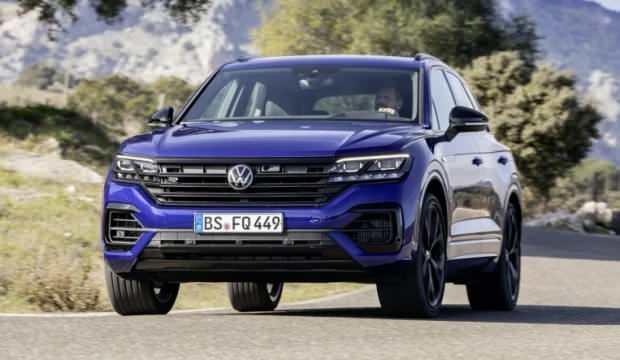 Volkswagen 2021 Touareg R hibrit tanıtıldı