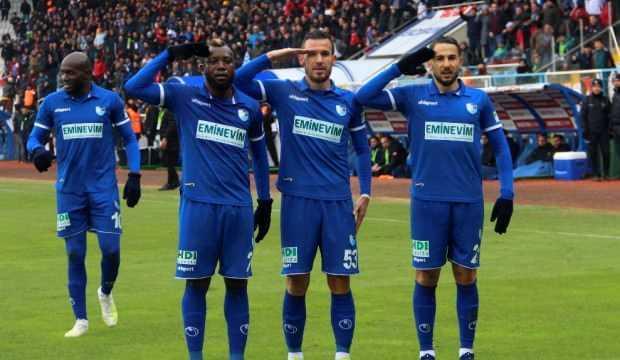 Erzurumspor tam gaz Süper Lig'e!