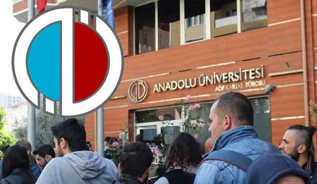 AÖF kayıt yenileme süresi uzatıldı! Anadolu Üniversitesi AÖF bahar dönemi son kayıt tarihi…