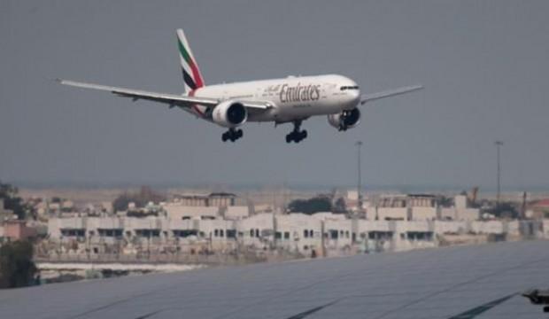 BAE, İran'a 5 kentine uçuşlarını askıya aldı