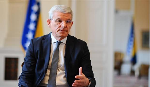 Boşnak lider Dzaferovic: Erdoğan, Batı Balkanlar'da istikrar unsuru