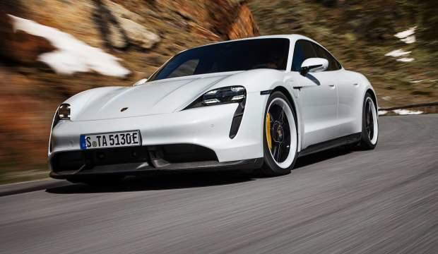 Elektrikli Porsche 2020 Taycan'ın Türkiye fiyatı belli oldu!