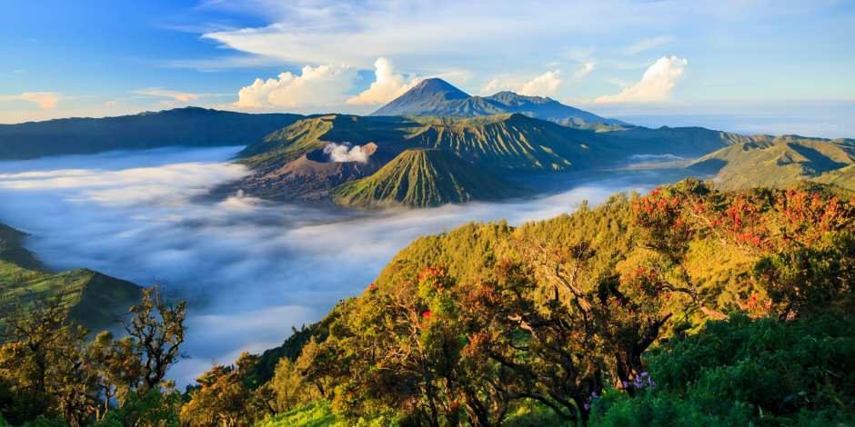 Endonezya'da mutlaka görmeniz gereken yerler