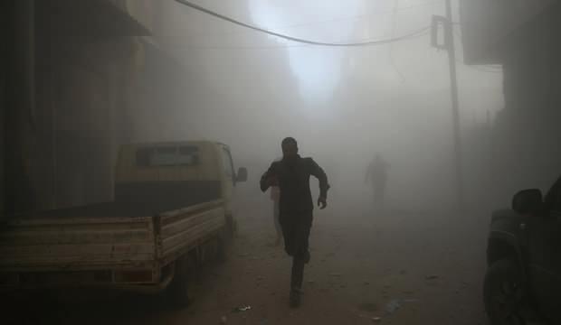 Esed rejimi Halep'te sivilleri vurdu: 5 ölü, 6 yaralı