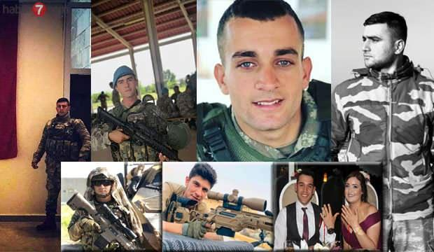 İdlib'de şehit olan askerimizin isimleri belli oldu! 26 şehidimizin ismi açıklandı!
