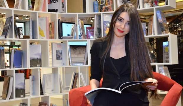 """Yazar Türkan Turan: """"Birçok Azerbaycanlının canında sanata yetenek var"""""""